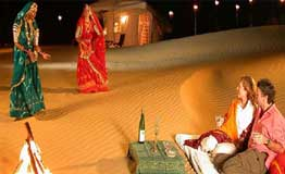 Honeymoon in Rajasthan