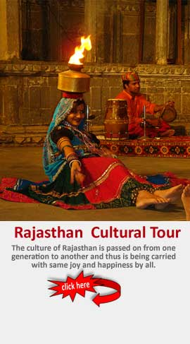 Rajasthan Culture Tours